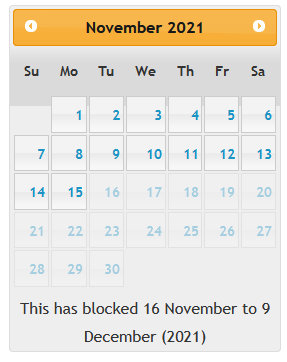 virtuemart block date range